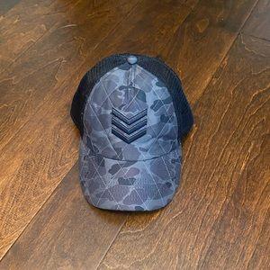 NWOT Express camouflage adjustable hat